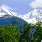 Pahalgam Snow Peak