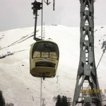 Gulmarg Gondola at Kashmir India
